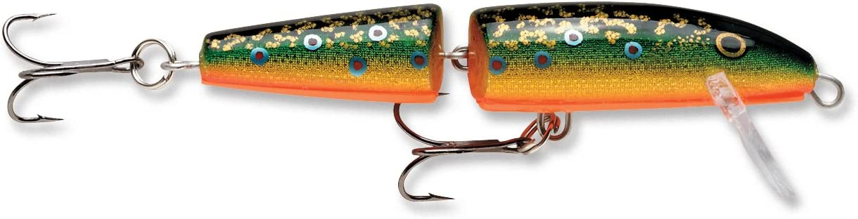 Rapala Jointed 13 Fishing Brook Trout lure Cheap mail order specialty Ranking TOP18 store 5.25-Inch