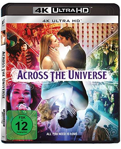Across The Universe (4K Ultra HD) [Blu-ray]