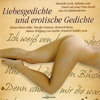 Liebesgedichte und erotische Gedichte Titelbild