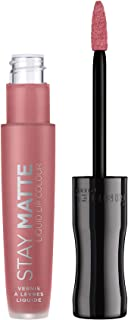 Rimmel London Stay Matte Liquid Lip Colour Barra De Labios Tono 110, 5.5 ml