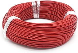 DZF697 Câble Chauffant en Fibre de Carbone 1PC 12K 33OHM / M 10/15/20/30 / 50 / 100M Fil Chauffant au Sol Chaud (Taille : ...