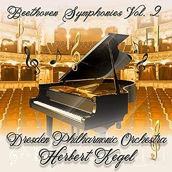 Beethoven Symphonies, Vol. 2
