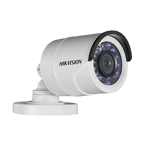 Hikvision 2MP Turbo HD D0T Plastic Bullet Camera 1Pcs.