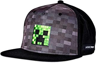 Bioword Character Graphic Boy Baseball Hat Youth Size-One Size with Easy-Close Fastener