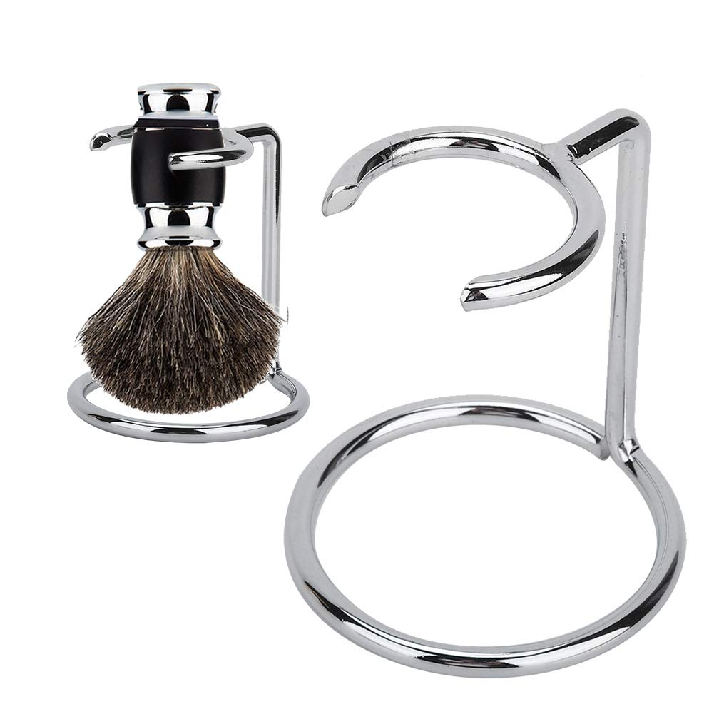 Gifts Shave Brush Stand Fashionable Stainless St Lightweight trust Artistic