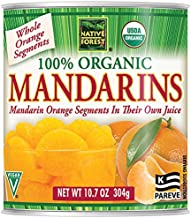 Best organic canned fruit Reviews