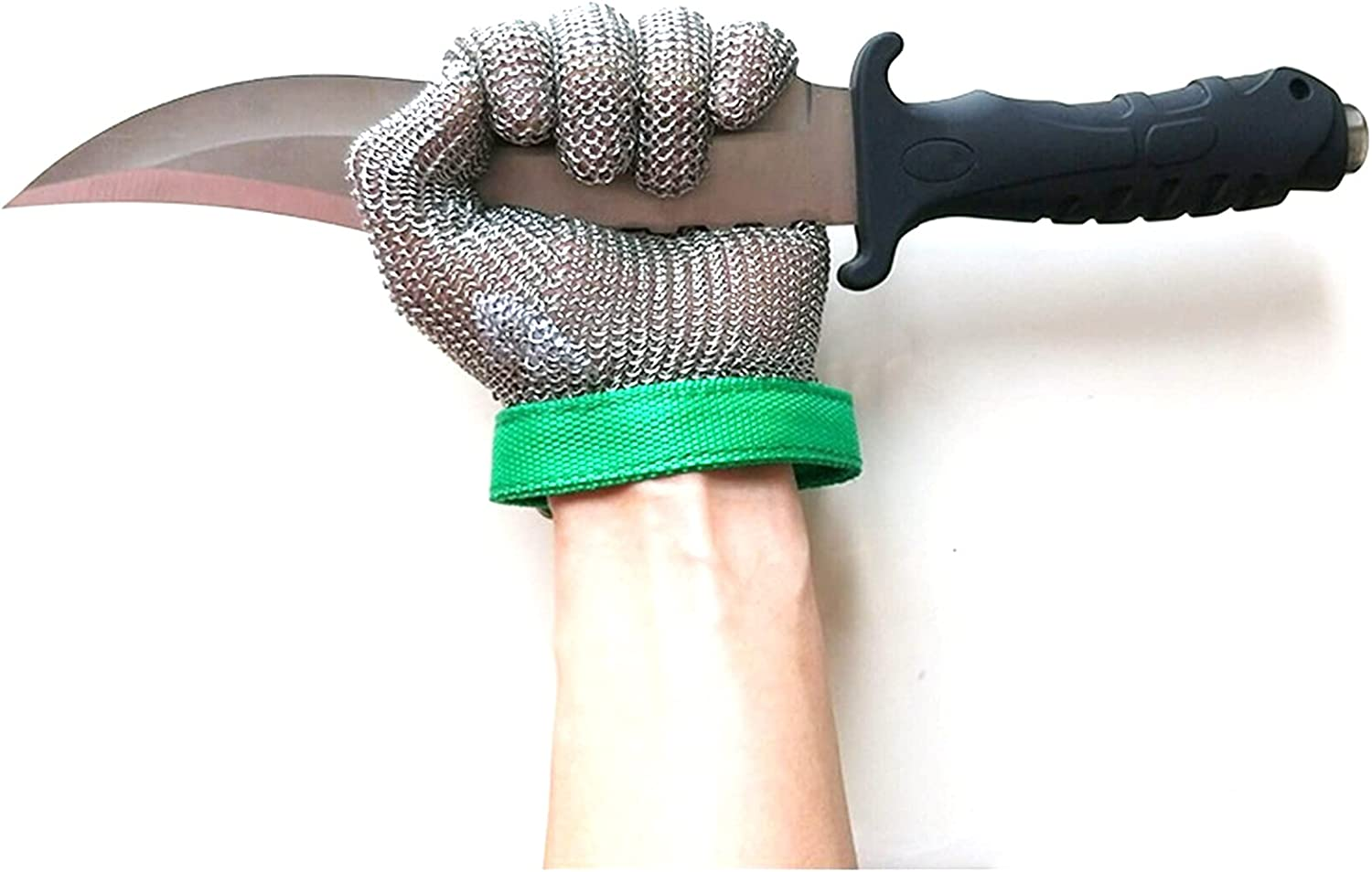 Steel wire gloves excellence Cut-Proof Gloves and Safety Low price stab-Re