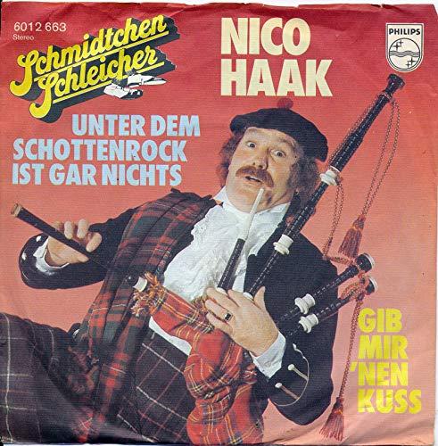 Unter dem Schottenrock ist gar nichts - Nico Haak - Single 7