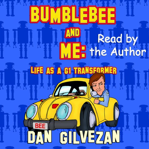 Bumblebee & Me audiobook cover art