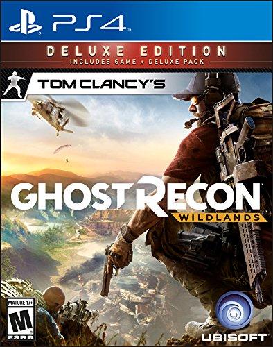 Tom Clancy's Ghost Recon Wildlands (Deluxe Edition) - PlayStation 4