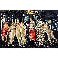 JYTD Rompecabezas 1000 Piezas Sandro Botticelli Retrato DIY Rompecabezas de Madera Decoración para el hogar Estilo 75 * 50 CM