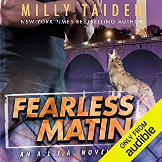 Fearless Mating                   Written by:                                                                                                                                 Milly Taiden                               Narrated by:                                                                                                                                 Tyler Donne,                                                                                        Tess Irondale                      Length: 6 hrs and 40 mins     1 rating     Overall 4.0
