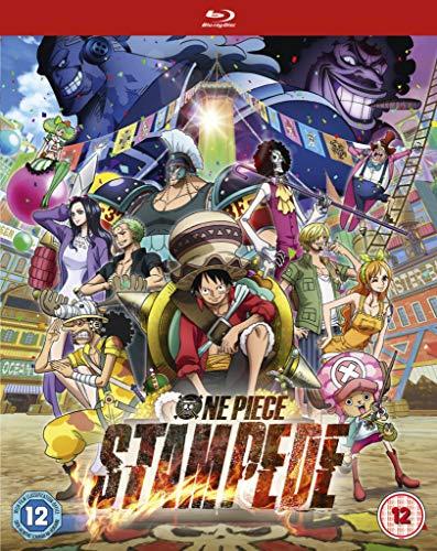 One Piece: Stampede [Blu-ray]