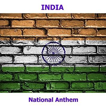 India - Jana Gana Mana - Indian National Anthem ( Thou Art the Ruler of the Minds of All People )
