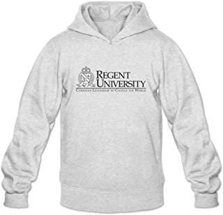 Tavil Regent University 100% Cotton Hoodies For Mens