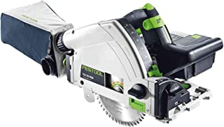 Festool 575690 TSC 55 Li 5.2 REBI-F-Plus/XL-SCA Cordless Plunge-Cut Track Saw