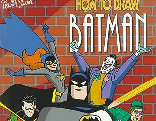 How to Draw Batman (DC Comics How to Draw Books)