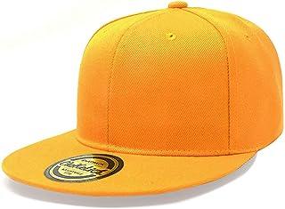 a82d64cb2ef Flat Visor Snapback Hat Blank Cap Baseball Cap - 14 Colors