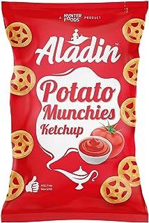 Aladin Potato Munchies – Ketchup, 60 gm