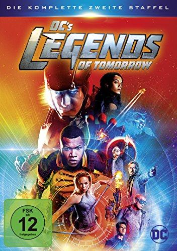 DC's Legends of Tomorrow: Die komplette 2. Staffel [DVD]