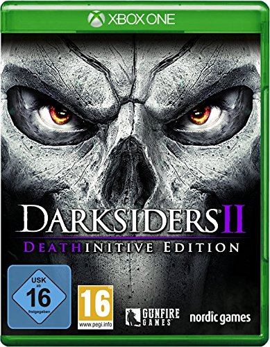 Nordic Games Darksiders 2 Deathinitive Edition Xbox One Básica + DLC Xbox One vídeo - Juego (Xbox One, Acción / RPG, M (Maduro))