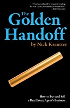 the golden handoff book