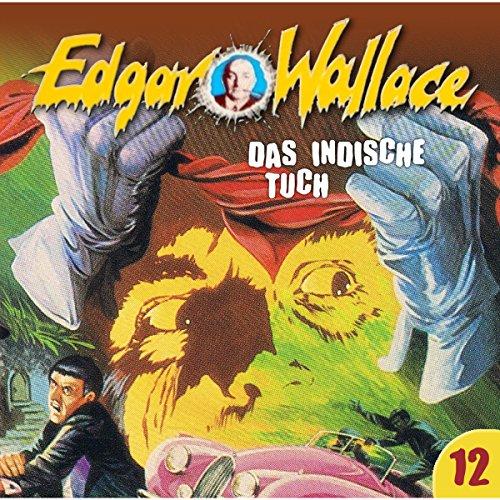 Das indische Tuch (Edgar Wallace 12) Titelbild