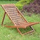 TPC Craft Handmade Wooden Folding Garden/Lawn Chair/Relaxing Chair   Best Easy Chair