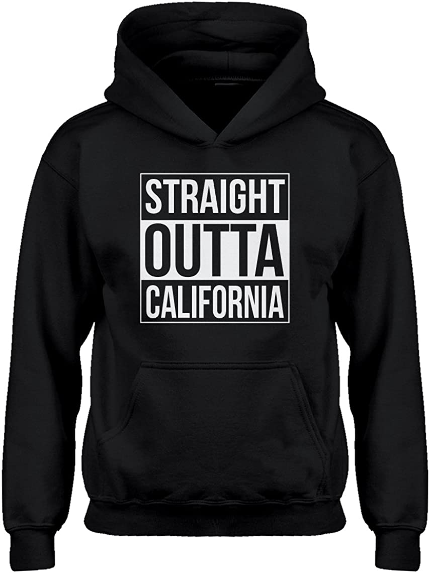 Indica Plateau Straight Outta California Hoodie for Kids