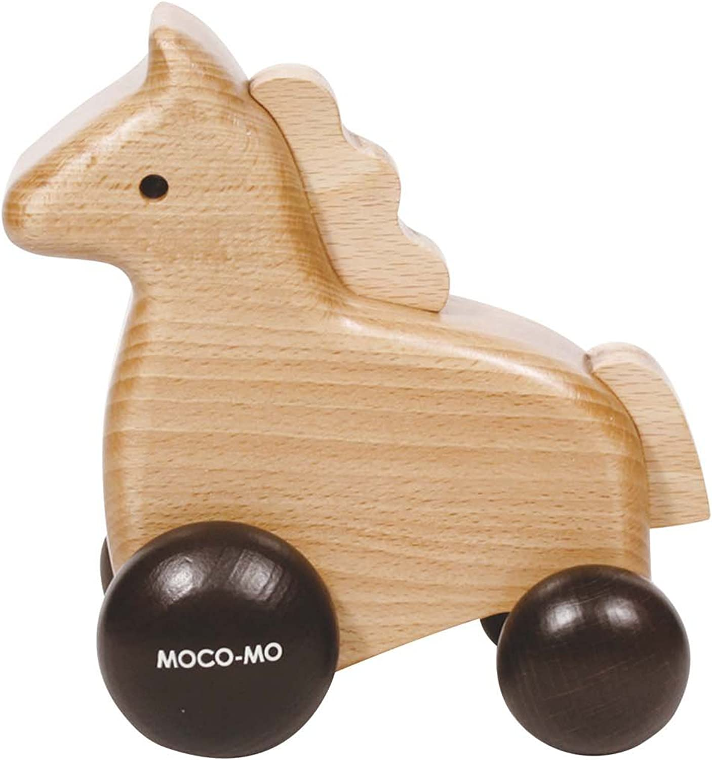 MOCO-MO claims about music box (pony) walk (japan import)