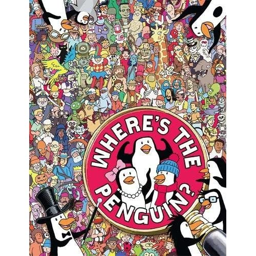 Where's the Penguin? [Lingua Inglese]
