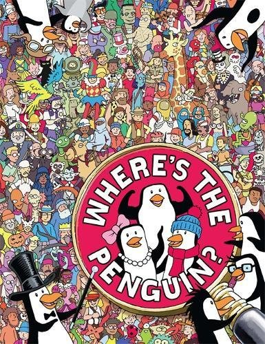 Where's The Penguin? (Buster Activity) [Idioma Inglés]