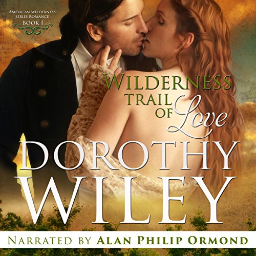 Wilderness Trail of Love audiobook cover art