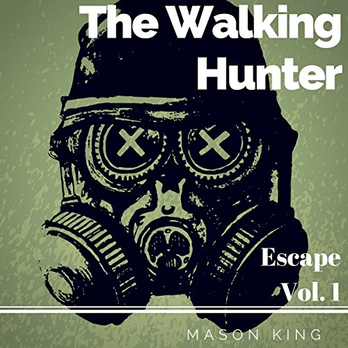 The Walking Hunter audiobook cover art