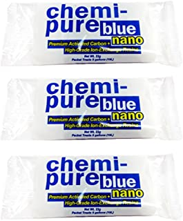 Chemi-Pure Boyd Enterprises Blue Nano Three-Pack Bundle (66 Grams Total)