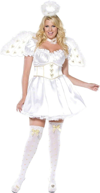 primera reputación de los clientes primero Smiffy's Envy oroen ángel Corazón 4 Piezas Piezas Piezas Traje Talla 48-50  presentando toda la última moda de la calle