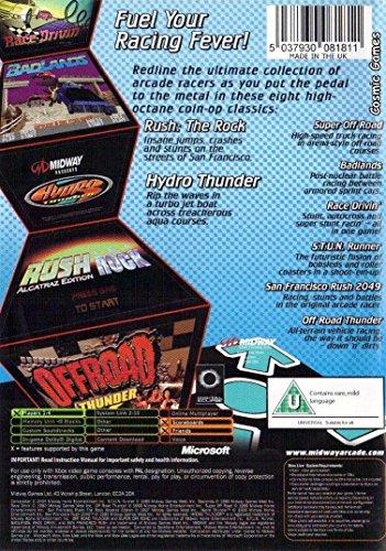 Midway's Arcade Treasures 3 (Xbox) [Importación inglesa]