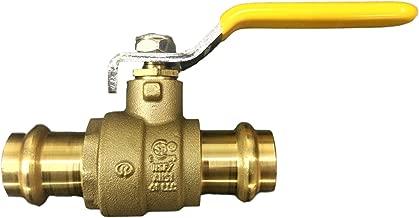 2 inch propress ball valve
