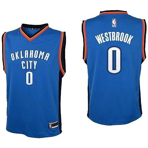 the best attitude c6dda 101de Oklahoma City Thunder Jersey: Amazon.com