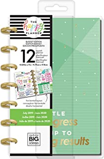 The Happy Planner - Mini 12 Months (July 2019- June 2020) - Budget