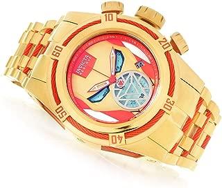Invicta Reserve 27100 Marvel Bolt Zeus Limited Edition Swiss Chronograph Bracelet Watch