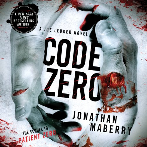Code Zero audiobook cover art