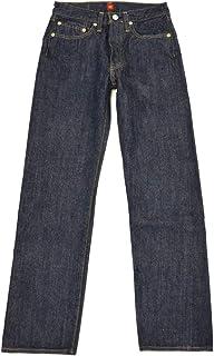 """[RESOLUTE【リゾルト】]ストレートデニム 細身 710 94""""66"""" type cotton ONE WASH ワンウォッシュインディゴ 66モデル ウエストサイズ 36~40"""