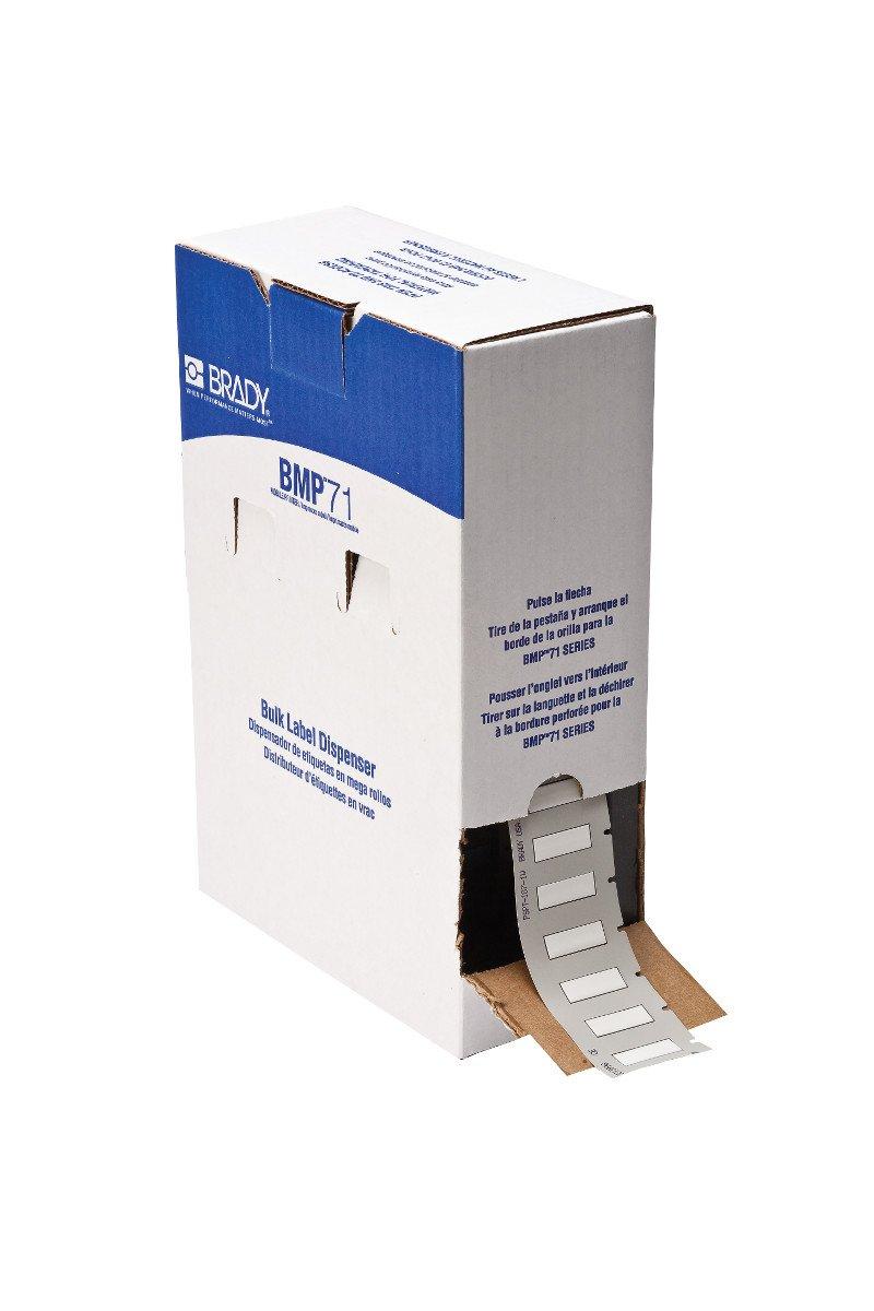 Brady BM71-187-1-344 Shrink Tubing, PermaSleeve Heat-Shrink Poly
