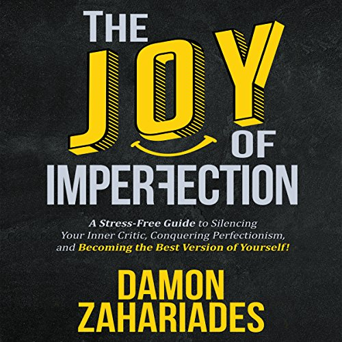 The Joy of Imperfection audiobook cover art