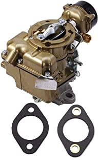 ALAVENTE Carburetor Carb for Ford YF C1YF 6 CIL Type Carter 240-250-300 Engines 6 Cylinder 1975-1982 Vacuum D5TZ9510AG (Automatic Choke)