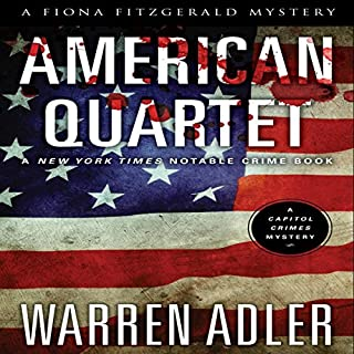 American Quartet audiobook cover art