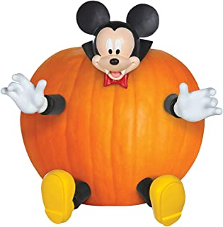 Pumpkin Push In Mickey