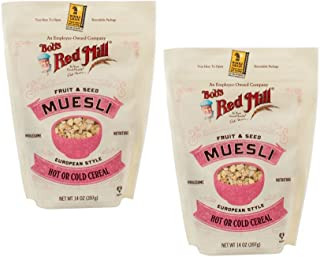 Bob's Red Mill Fruit & Seed Muesli ~ 2 Pack - 14oz