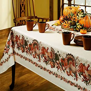 Best thanksgiving tablecloth Reviews